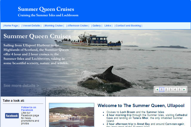 Summer Queen Cruises